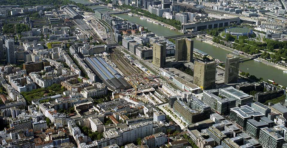 Les quartiers et leurs projets paris rive gauche for Piscine montparnasse