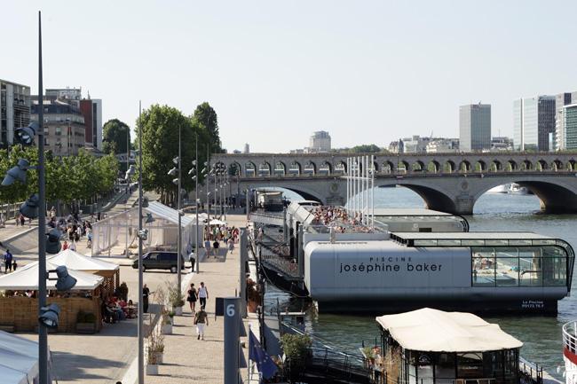 Les Quais Du 13eme Restitues Aux Parisiens Les Bords De Seine
